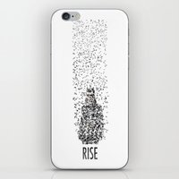 catwoman iPhone & iPod Skins featuring Catwoman by justjeff
