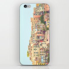 Colorful Houses iPhone & iPod Skin
