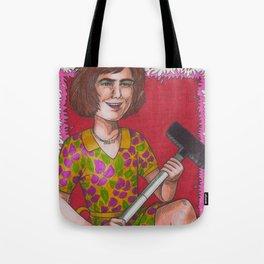 Domestic Goddess Tote Bag