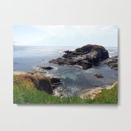California Coast 03 Metal Print