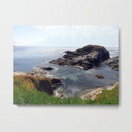 California Coast 03 Metal Print