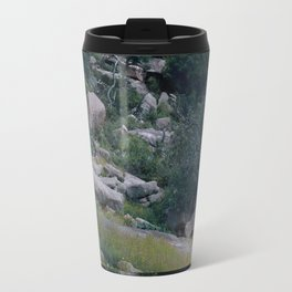 enchanted rock  Travel Mug