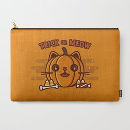 Trick or meow Carry-All Pouch