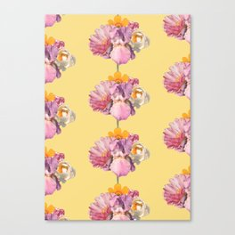 polly (pattern) Canvas Print