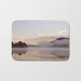 Into the Mists of Dawn Bath Mat