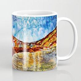 landskape-lake-fishing-oldtown Coffee Mug