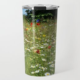 Cambridge in bloom Travel Mug
