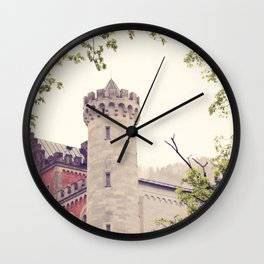Queen of Your Castle Wall Clock