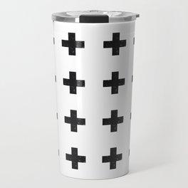 Swiss Cross Travel Mug