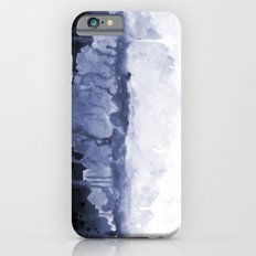 Paint 5 abstract water ocean arctic iceberg nature ocean sea abstract art drip waterfall minimal  iPhone 6s Slim Case