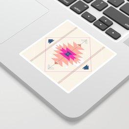 Kilim Inspired Sticker