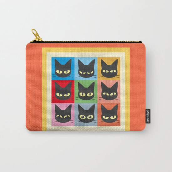Nine emotions Carry-All Pouch