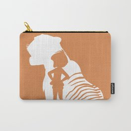 The Jungle Book art film inspired Carry-All Pouch