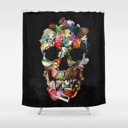 Fragile B Shower Curtain