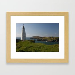 Baltimore, West Cork, Ireland Framed Art Print