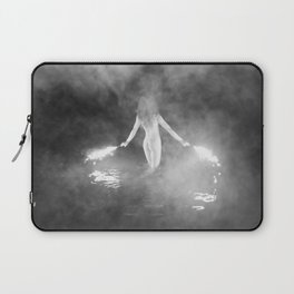 Fire Swim With Me Laptop Sleeve