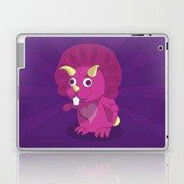 The Dino-zoo: Rabbit-saurus Laptop & iPad Skin