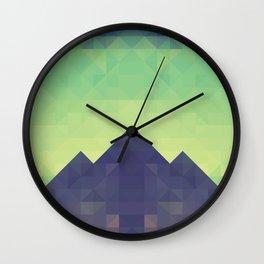 Wonder 1 Wall Clock
