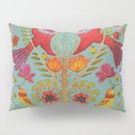 kalamkari Pillow Sham