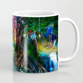 The Butterfly Ball Coffee Mug