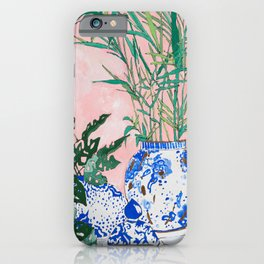 Friendship Plant iPhone Case
