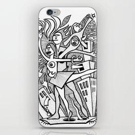 Unreality Tango - popcore 05 iPhone Skin