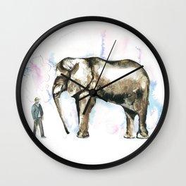 Jumbo elephant Wall Clock