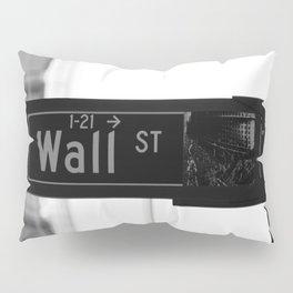 Wall St. Minimal - NYC Pillow Sham