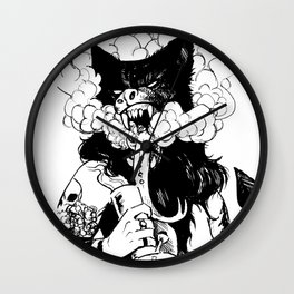 Muse I Wall Clock