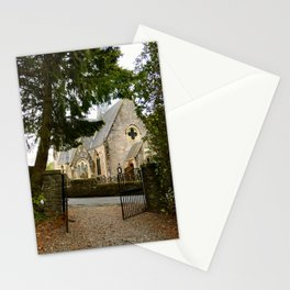 Country Church Stationery Cards