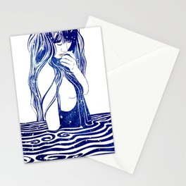 Water Nymph XVI Stationery Cards