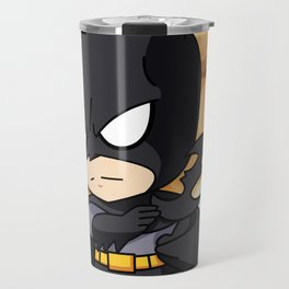 Cute Bat who is Man Chibi Shirt Travel Mug