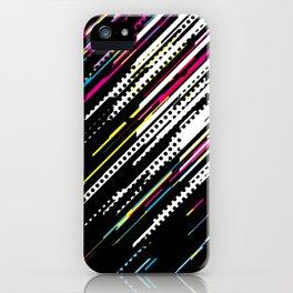 Diagonals #1 iPhone Case