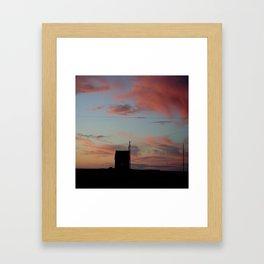 Les Iles de la Madeleine, Quebec Framed Art Print