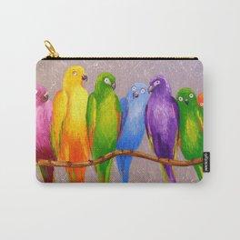 Parrots friends Carry-All Pouch