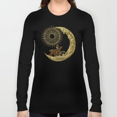 Moon Travel Long Sleeve T-shirt