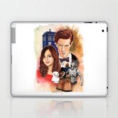 Doctor Who Laptop & iPad Skin