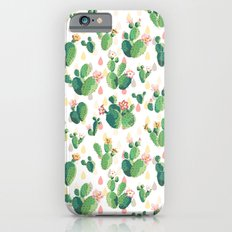 Cactus pattern Slim Case iPhone 6s