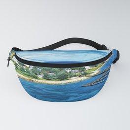 Coast Of Jamaica Fanny Pack