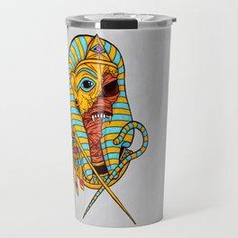 Pharaoh's Curse Travel Mug