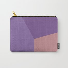 Color block #4 Carry-All Pouch