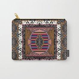 Tibet Mandala Carry-All Pouch
