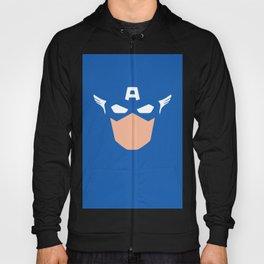 Superhero America Captain Hoody