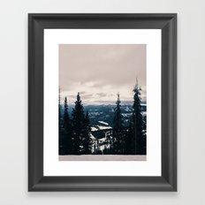 South Fork, Colorado Framed Art Print