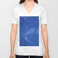 olivia joy V-neck T-shirts featuring Joy by Nina's clicks