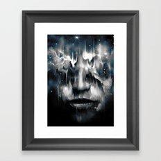 Blind Fate Framed Art Print