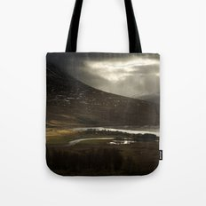 Glen of tranquility Tote Bag