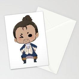 Chibi Lafayette Stationery Cards