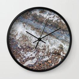 Rocks Below the Bohol Sea Wall Clock