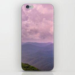 Smoky Mountain National Park -  96/365 Nature Photography iPhone Skin